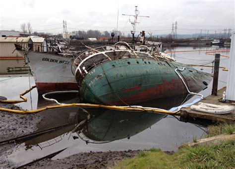 boat salvage washington state how do you solve a problem like abandoned ships