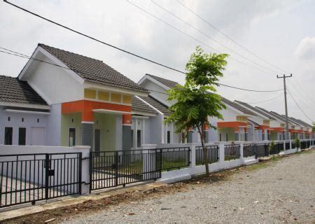 daftar perumahan murah di indonesia wah kepri kebagian jatah program sejuta rumah murah dari