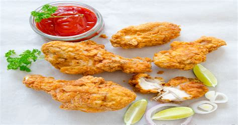 how to make kfc style fried chicken wings at home