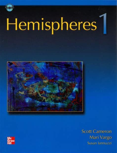 Cd Hemispheres hemispheres student book with cd level 1 by cameron mari vergo et al on eltbooks 20