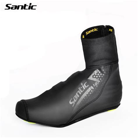 bike shoe covers for winter santic winter sport shoe cover mtb road bicycle shoe cover