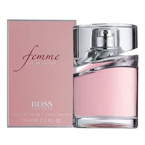 Hugo Femme 75ml perfume hugo femme eau de parfum feminino 75ml no