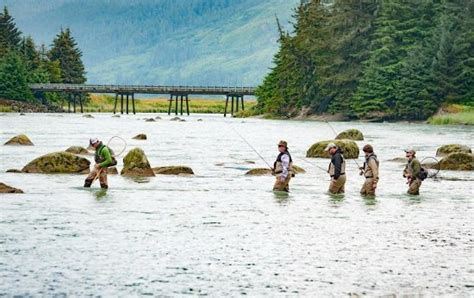 haines alaska fishing boat fly fishing in haines alaska picture of fly guides