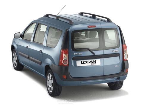 renault logan 2007 dacia logan mcv 2006 2007 autoevolution