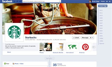 Free Facebook Sweepstakes App - starbucks integrated marketing caign for its blonde roast bryan nagy