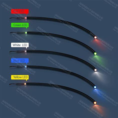 fiber optic lighting cable factory 2mm pmma end emit underwater fiber optic lighting