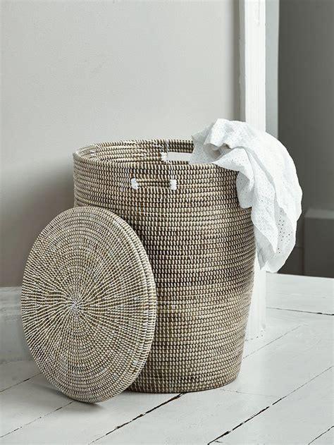 laundry room basket storage best 25 woven laundry basket ideas on laundry