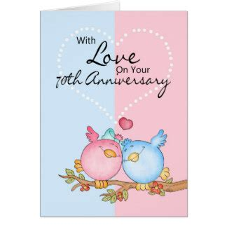 70th Anniversary Gifts on Zazzle