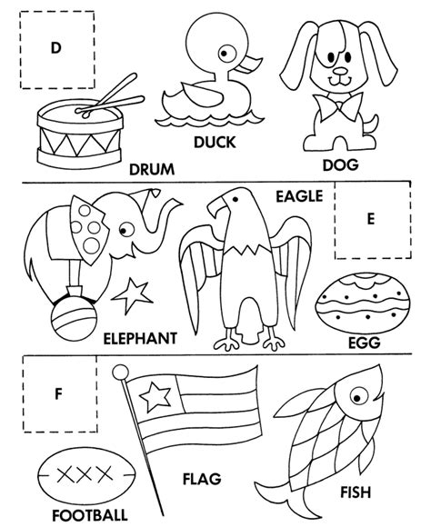 Start To Colour 2 alphabet cut paste abc activity sheets letter