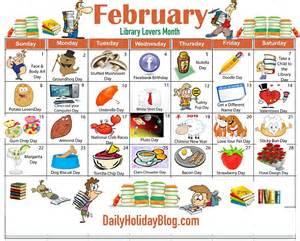 unique holidays feb 2014 calendar printable large calendar template 2016