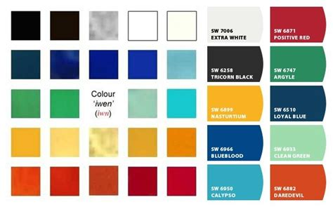 historic palette paint colors from chip it by sherwin williams home