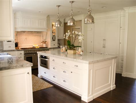 white rectangle kitchen amazing triple chrome pendant lights over rectangle