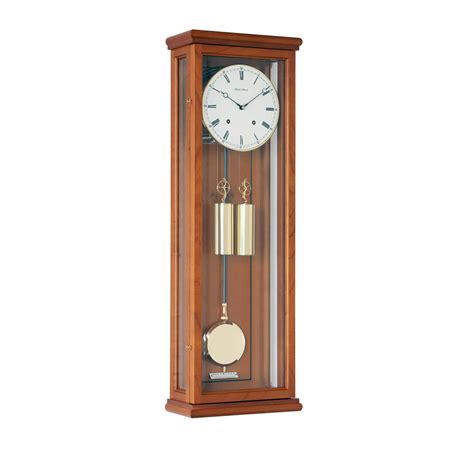 Handmade Clocks Uk - haywood r1680 regulator wall clock