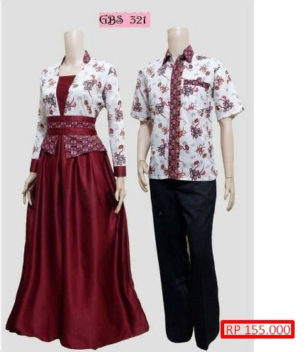 Batik Terbaru Paling Laris 15 model baju batik modern yang paling laris