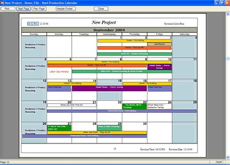 Production Calendar Template Beneficialholdings Info Manufacturing Program Template