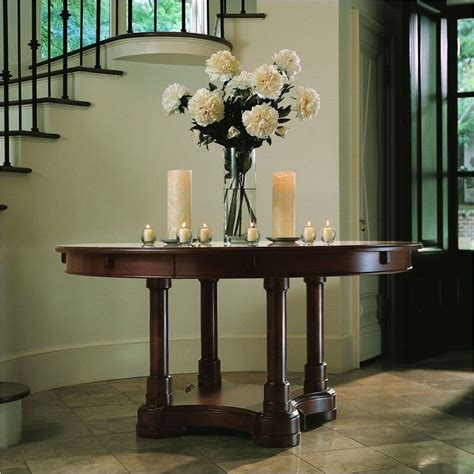 entry way table ideas round foyer table decor google search decorating ideas
