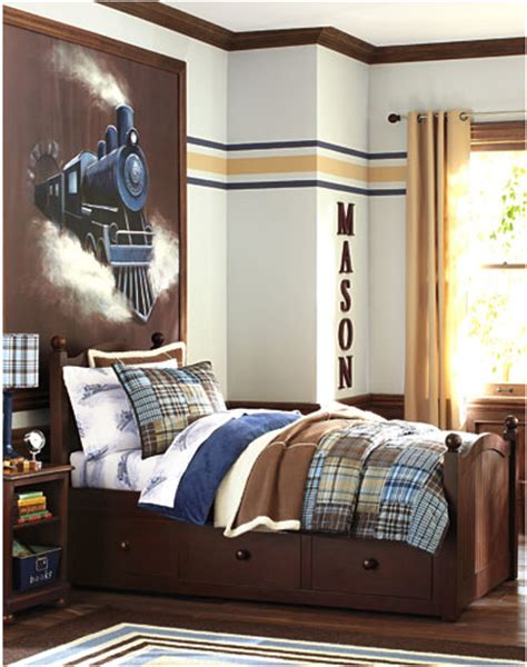 Young Boys Bedroom Themes Room Design Inspirations Pottery Barn Boys Rooms