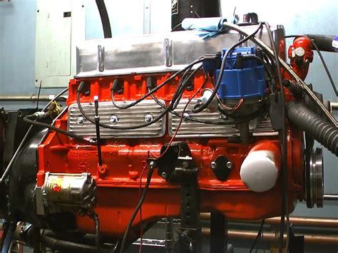 chevrolet 6 cylinder engine dyno 6 chevy pulls 320 horsepower