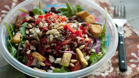 salad ideas 4 delicious lunch worthy salad ideas