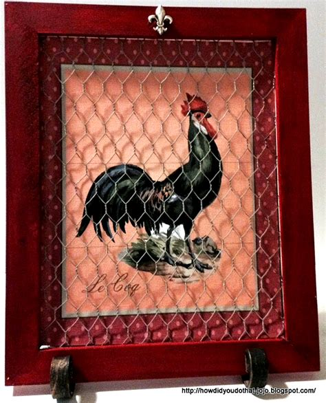 rooster wall decor rooster wall decor reader featured project the