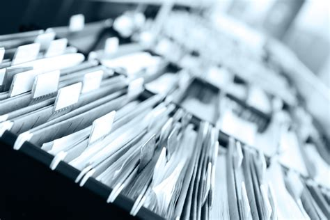 Records File Keep Scan Or Shred What To Do With These 52 Documents The Fiscal Times