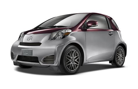 2014 scion iq review ratings specs prices and photos