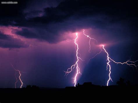 Lightning Light Four Weeks Of Alert In Financial Markets Teluglobe