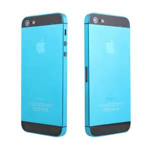 colored iphones color electroplating colored metal alloy housing back