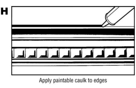 cornice installation installation guidelines shape smart