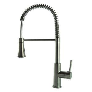 brienza residential single handle spring coil pull down fontaine modern european residential single handle pull