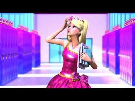imagenes romanticas q diga barbie barbie escuela de princesas youtube