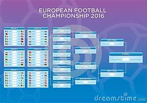 2016 footbal match schedule template for web print