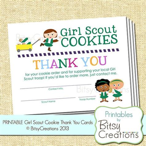 Can You Add Money To A Gift Card - 54 best images about girl scout cookies on pinterest girl scouts portable snacks