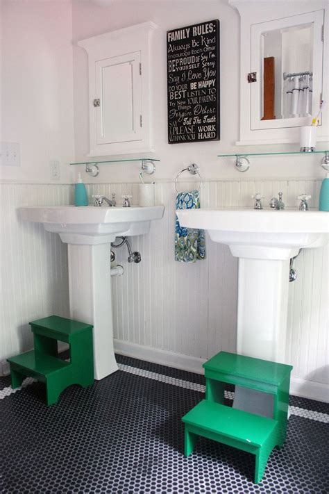 Apartment Therapy Bathroom Vanity with Get This Look Bright White Vanity Bath Remodelaholic