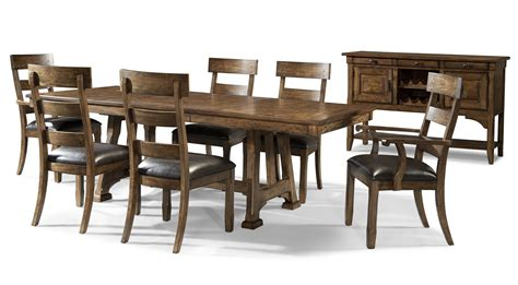 casual dining room chairs ozark casual dining room group by aamerica wolf furniture