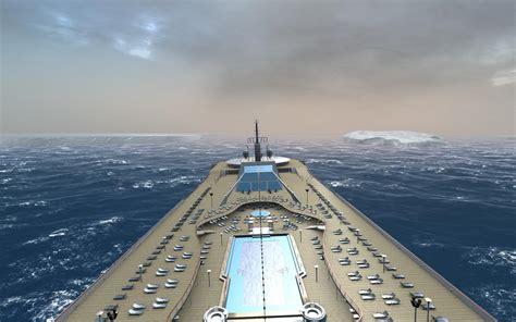 cruise boat simulator shipsim luxury cruise vessel ms oceana dlc