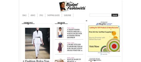Best Budget Fashion Blogs by 15 Best Fashion Blogs For Sheplanet