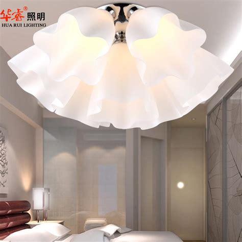 girls ceiling light 2017 flush mount ceiling lights glass flowers dome light parlor l living room lighting girls