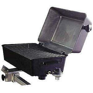 ski boat grill boat gas grill ebay