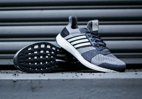 Adidas Ultra Boost Pink Casual Import Made In adidas ultra boost st grey navy pink sneakernews