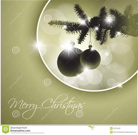 vector del arbol de navidad fotografia de archivo libre de regalias silueta del vector de un 225 rbol de navidad