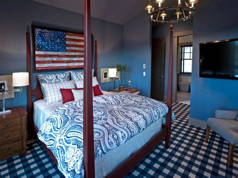 americana bedroom photos hgtv