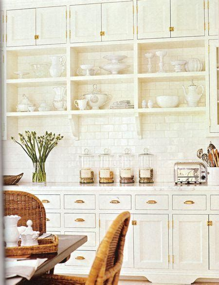 Black And White Kitchen Canisters White Kitchen Ccabinets With Brass Pulls Cottage Kitchen
