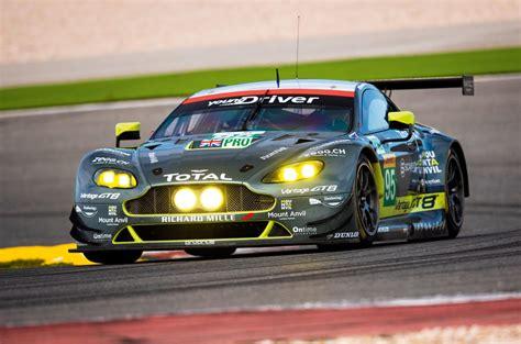 Aston Martin Race Car by Wec 2017 Preview Driving An Aston Martin V8 Vantage Gte