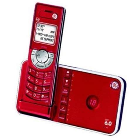 Phone House by Ge S Designer Series Ultra Slim Cordless Phone Slashgear