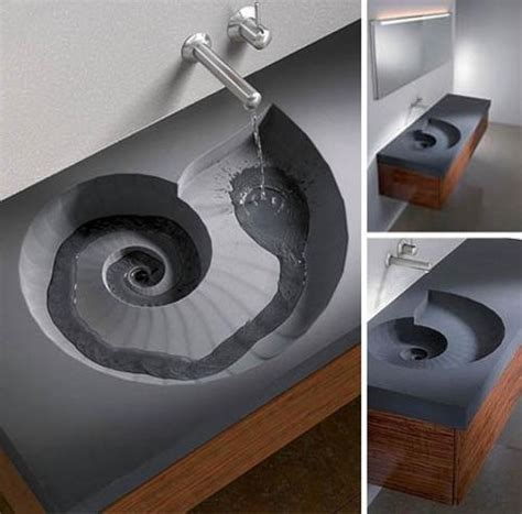 22 Unique Kitchen Sinks Personalizing Modern Kitchen Modern Kitchen Sink Design