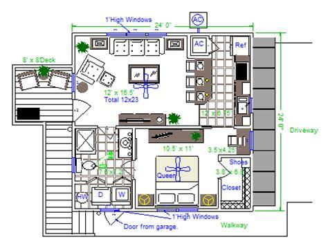 24x24 floor plans diy 24x24 cabin floor plans plans free