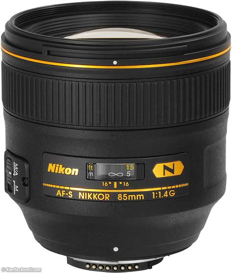 Lensa Nikon Af S 85mm F 1 8g nikon 85mm f 1 4 g review