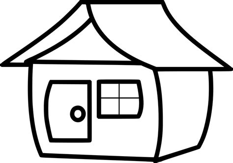 casa clipart free vector graphic house home building free image on