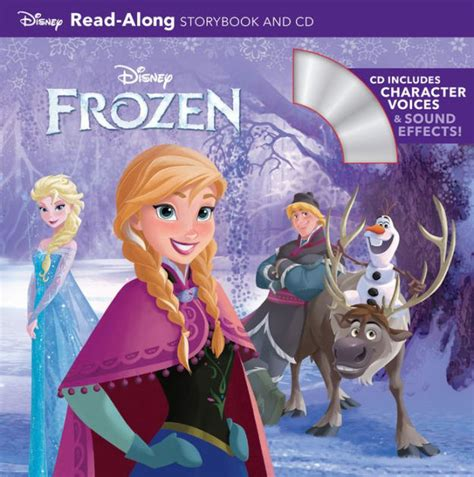 printable frozen storybook frozen read along storybook by disney book group disney